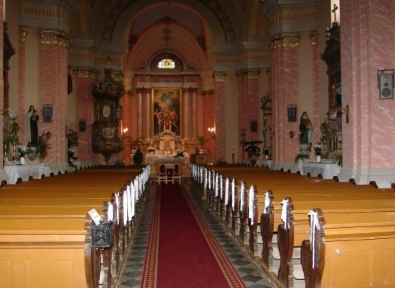 római katolikus plébánia hivatalos órák